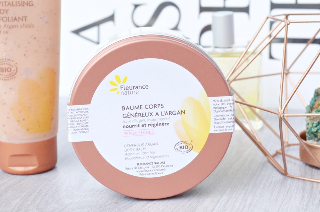 baume corps fleurance nature