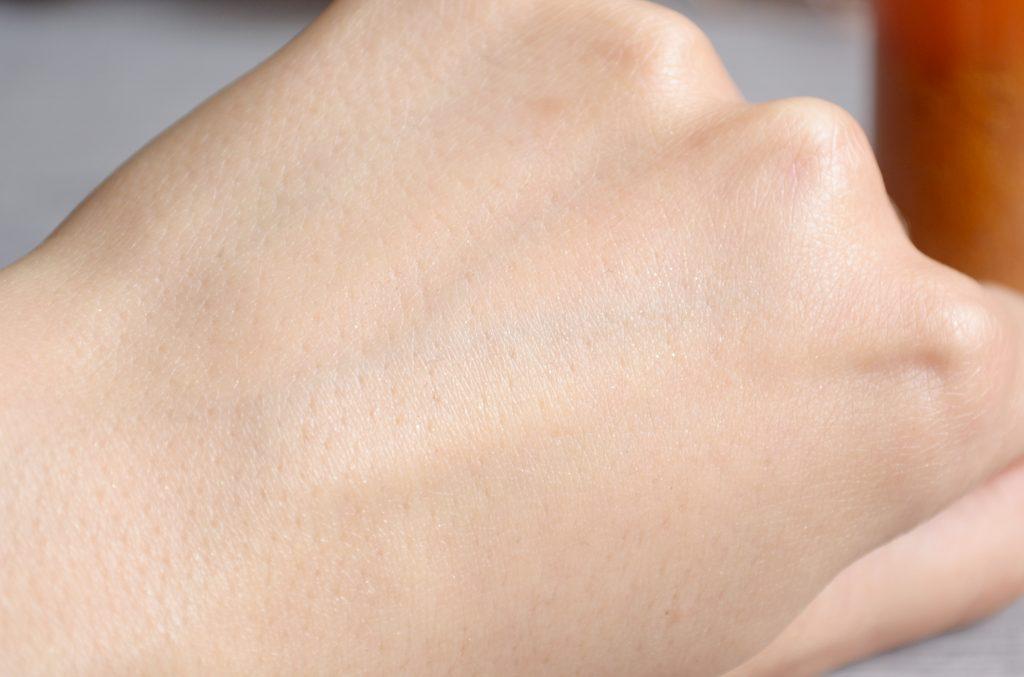 fluide prolongateur de bronzage