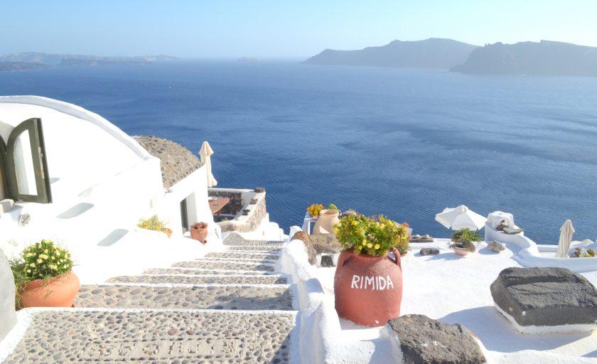Je vous emmène avec moi en Grèce