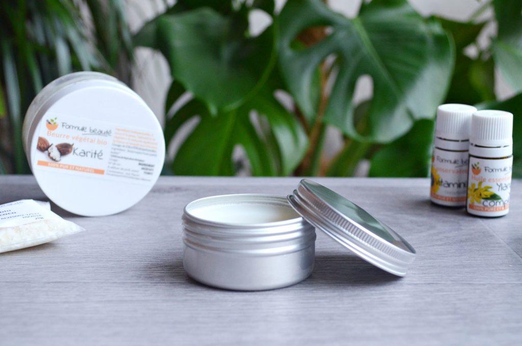 Box bio de fabrication de cosmétique maison - 6 recettes au choix