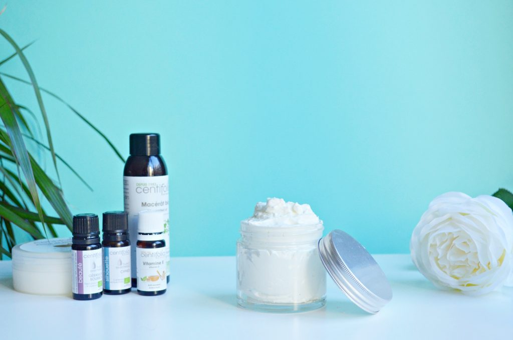 creme anti cellulite maison recette