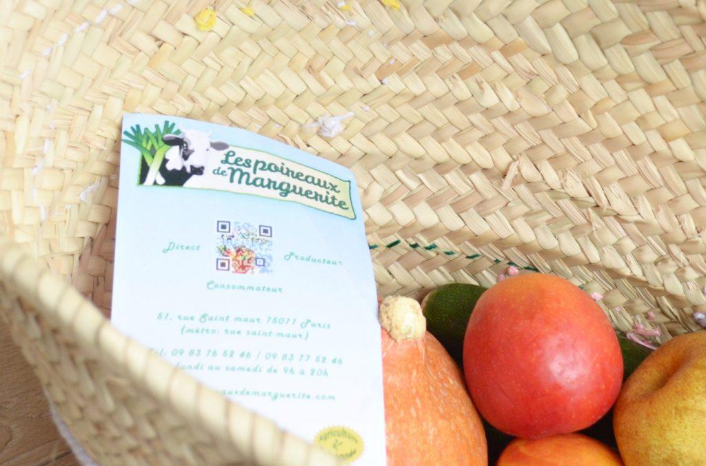 Consommer local et de saison à Paris, avec des produits locaux et du terroir