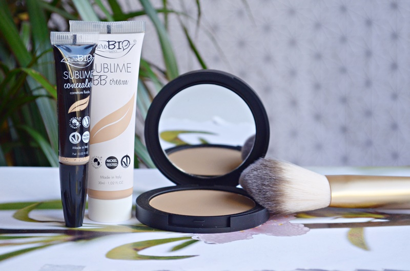 Maquillage naturel Puro bio
