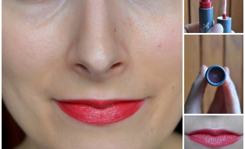 Test du maquillage Boho Cosmetics