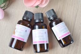 Commande Aroma-Zone #2 et recette spray protecteur de chaleur