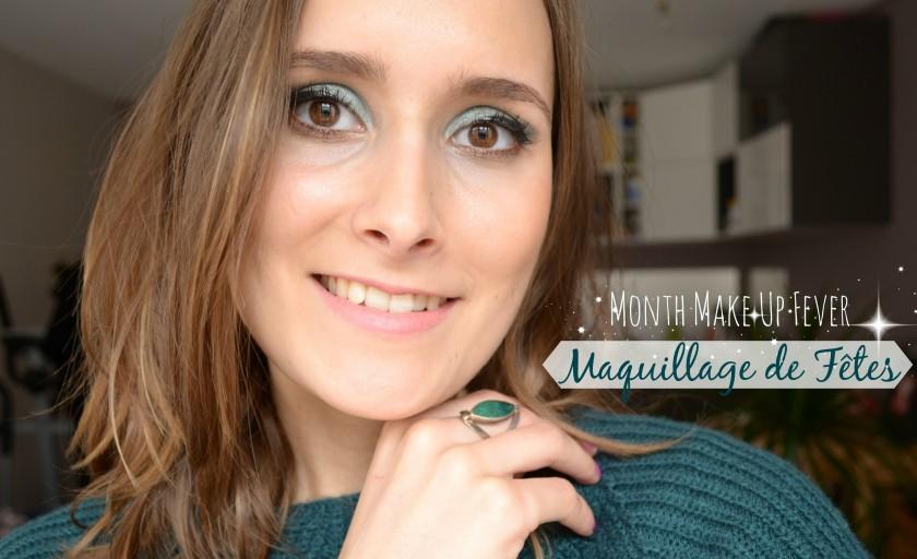 MMUF : maquillage de fêtes