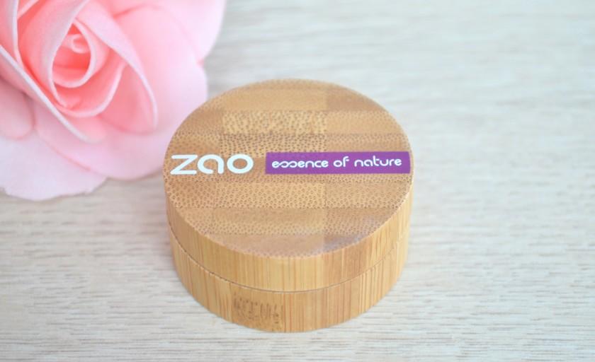 Les fards à paupières ZAO ça vaut quoi?