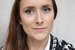 Maquillage gris anthracite pour le Monday Shadow Challenge