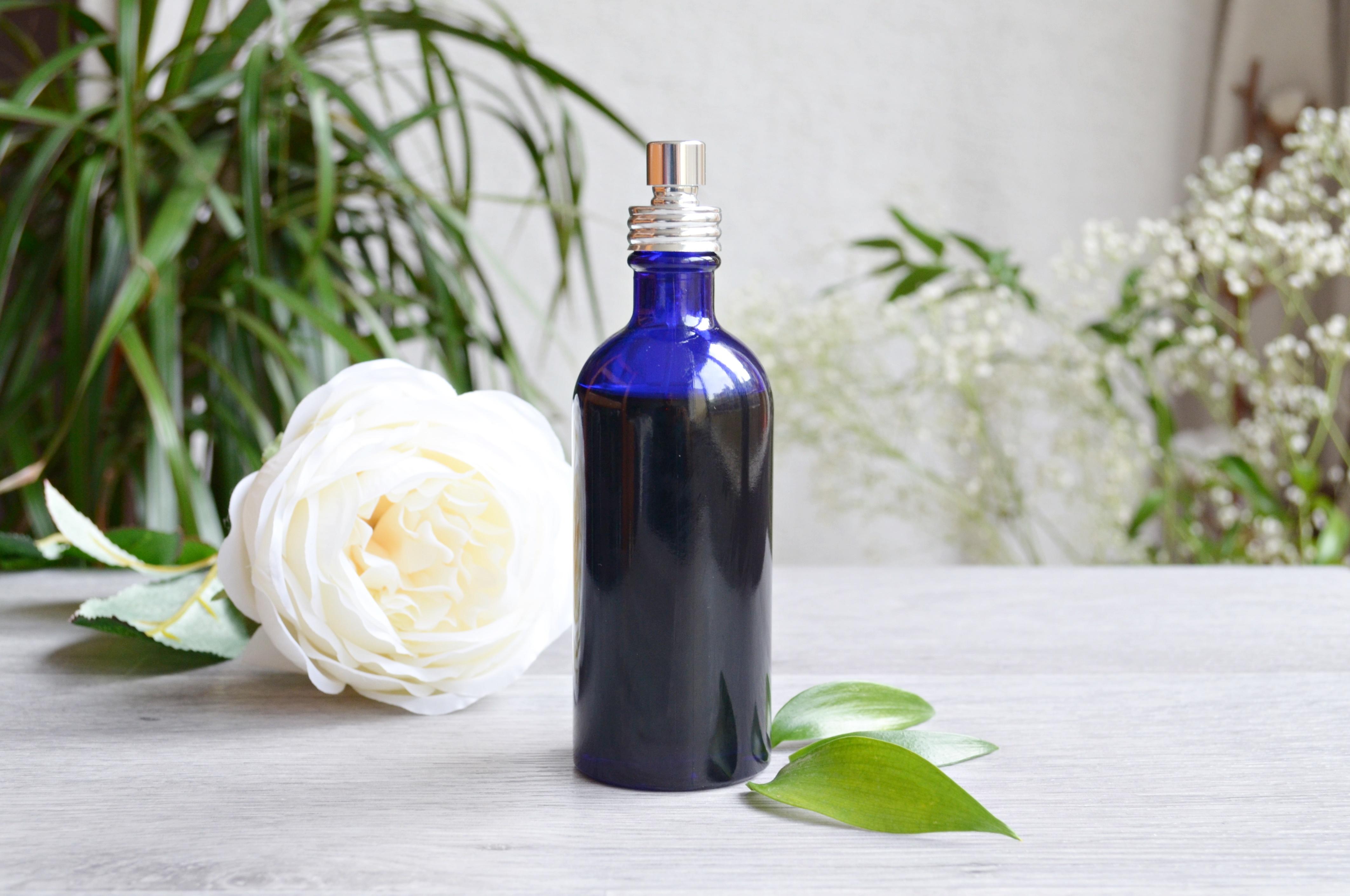 brume d'oreille maison huiles essentielles