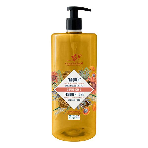 Shampoings avec des tensioactifs doux pour les cheveux
