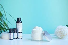 Chantilly raffermissante et anti-cellulite faite maison