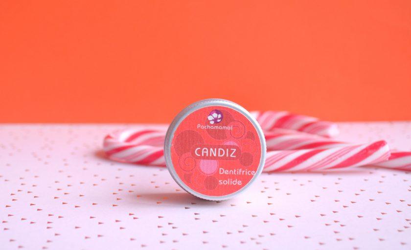 Candiz : le dentifrice solide gourmand à la fraise