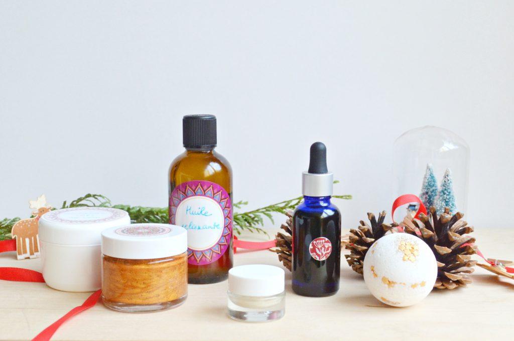 10 id es de cadeaux de no l faits maison peppermint beauty la beaut au naturel. Black Bedroom Furniture Sets. Home Design Ideas