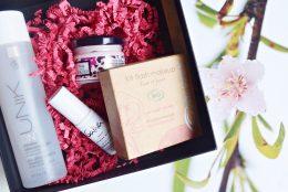 La Biotyfull box de février façon rose bonbon