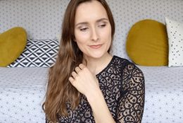 Découverte d'une nouvelle marque de maquillage bio