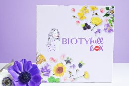 La Biotyfull box de mars annonce l'arrivée du printemps!