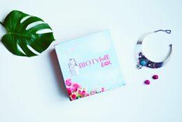 Unboxing de la Biotyfull box de mai