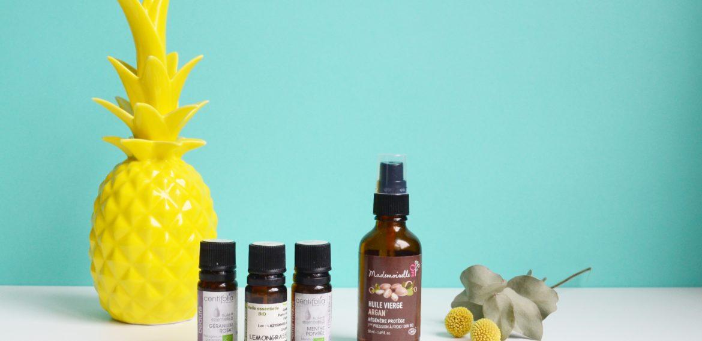 3 huiles essentielles pour un été sans moustiques