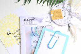 Le plein de positif avec la Happy life box