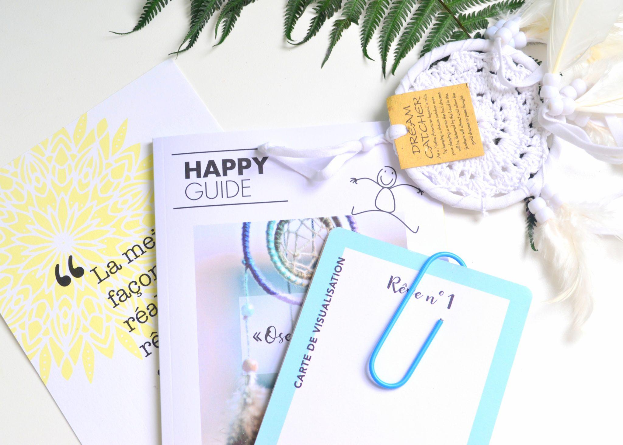 Happy life box : la box positive pour accomplir ses rêves