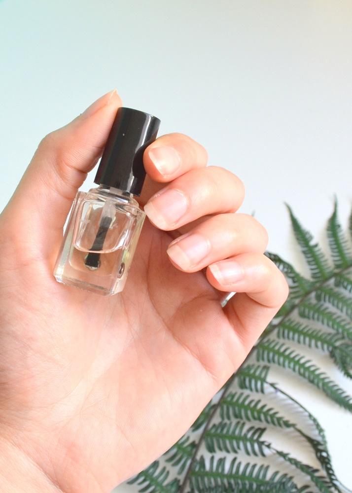 Soin durcisseur maison pour les ongles cassants et qui se dédoublent