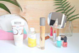 Mes essentiels de l'été : solaires, parfums, makeup