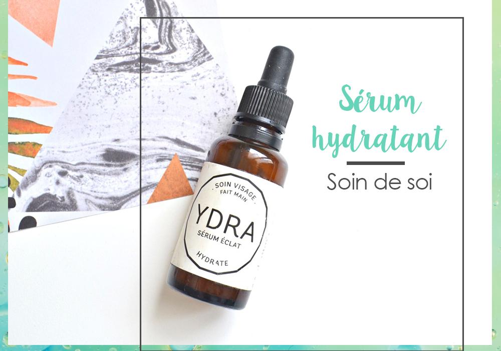 Comparatif : mes sérums hydratants visage bio