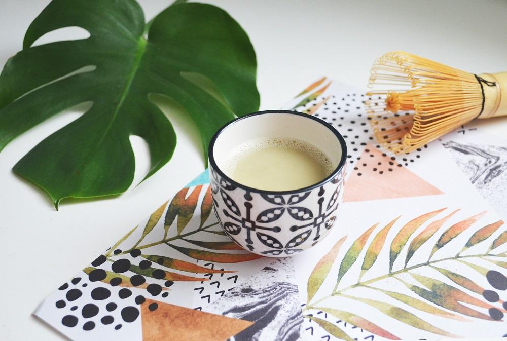 Les bienfaits du thé matcha + recette de matcha latte vanille