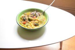 Recette de nouilles curry-coco façon Khao soi