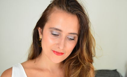 Un maquillage green et glam avec My Bio Time