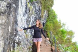 Séjour à Madère part II : 25 fontes, Caldeira verde, Cabo Girao, Seixal et Porto Moniz