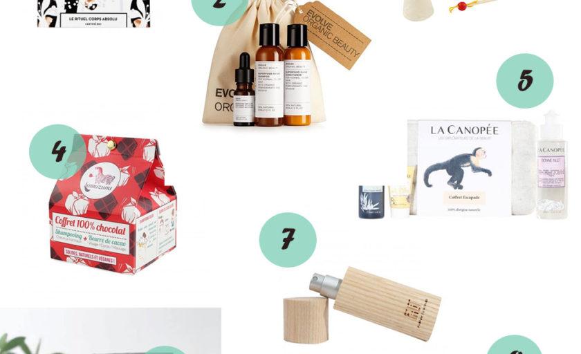 70 idées de cadeaux de noël bio à petit prix